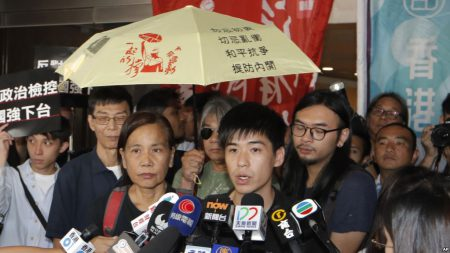 Nine activists guilty of contempt of courtcharges