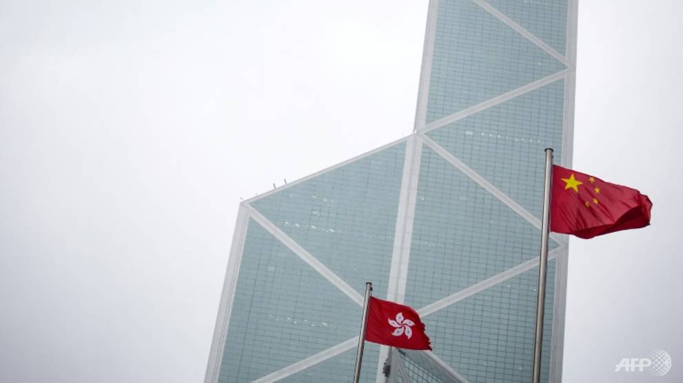 Chinese law at Hong Kong rail station prompts legalbattle